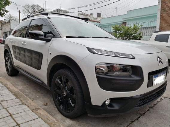 Citroen Cactus 1.2 Turbo - Excelete Estado - Seguridad