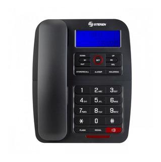 Teléfono Alambrico Steren Teclas Grandes Id Tel-225