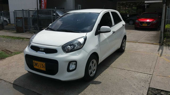 Kia Picanto At 2017 - Seminuevo