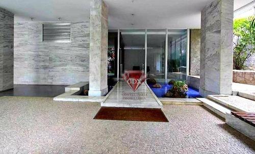 Apartamento A Venda Em Higienópolis - Ap15803