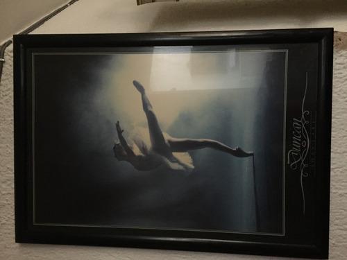 Cuadro Isadora Duncan 98cms Alto X 68cms Ancho