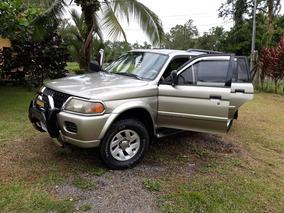 Mitsubishi Montero 3500 Gasolina