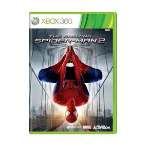Spider Mans 2 Homem Aranha 2 Xbox 360 The Amazing Spider Man