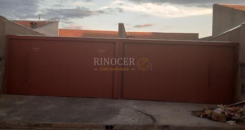 Imagem 1 de 1 de Casa Padrão Em Franca - Sp - Ca0165_rncr