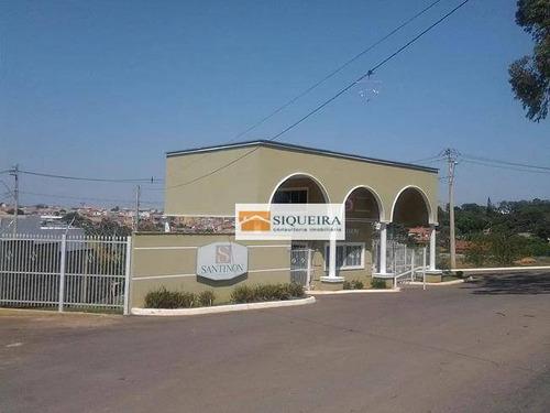 Terreno Residencial À Venda, Caguaçu, Sorocaba. - Te0167