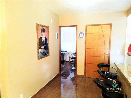 Imagem 1 de 12 de Apartamento À Venda, 64 M² Por R$ 250.000,00 - Itaquera - São Paulo/sp - Ap3114