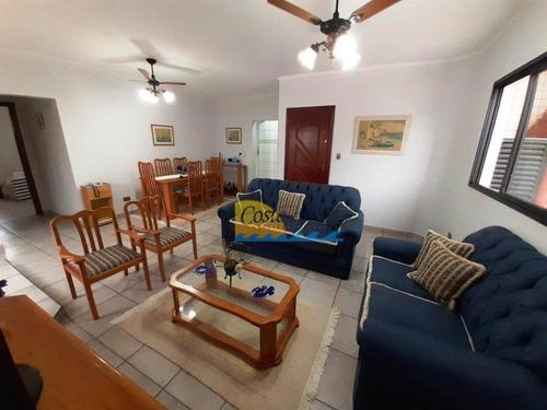 Imagem 1 de 22 de Apartamento Com 2 Dormitórios À Venda, 94 M² Por R$ 400.000,00 - Aviação - Praia Grande/sp - Ap5318