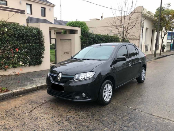 Renault Logan 1.6 Expression 85cv 2018