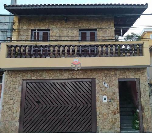 Casa À Venda, 3 Quartos, 1 Suíte, 4 Vagas, Linda - Santo André/sp - 98729