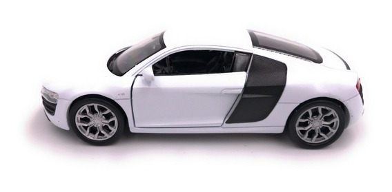 Audi R8 V10 Escala 1:36 Marca Welly Rosario
