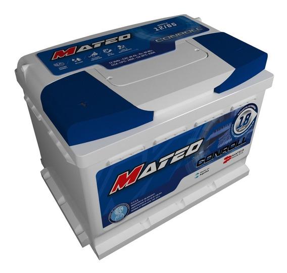Bateria Mateo 12x65 Nafta Fiat Siena 16v