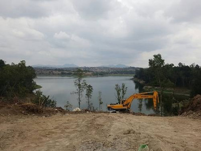 Para Inversionistas Y Desarrolladores Terrenos De Alta Plusvalía Con Vista Al Lago Y Club De Golf Ma