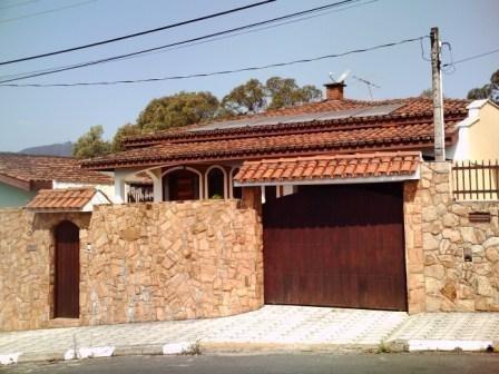 Casa Residencial À Venda, Estância Suiça, Serra Negra. - Ca0409