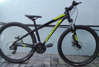 Liquido Bicicleta Specialized Hardrock 27.5