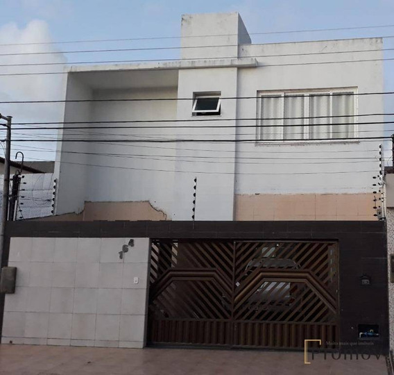 Excelente Casa À Venda No Conj. Jk - Jabotiana - Aracaju/se - Ca0602