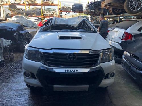 Sucata Toyota Hilux 2015 3.0 4x4 Automatico - Rs Auto Peças