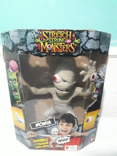 Stretch Strong Monsters Momia