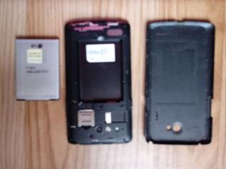 Celular L80 D 385 Usado Com Defeito