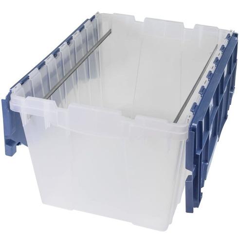Imagen 1 de 6 de Akro-mils 66486 Fileb Caja De Archivo Colgante De Plastico
