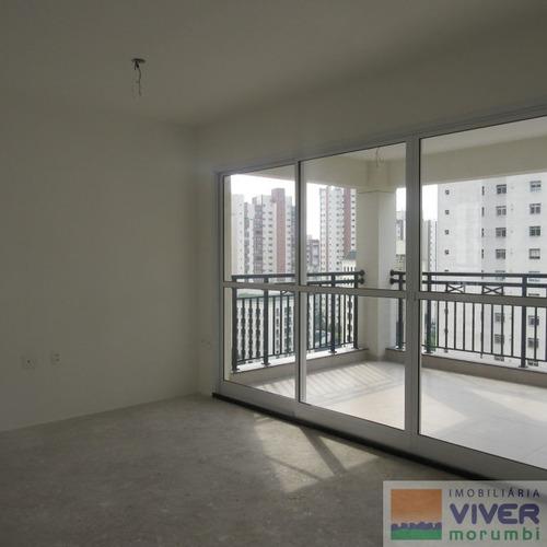 Imagem 1 de 15 de Apartamento Novo No Morumbi - Nm4272