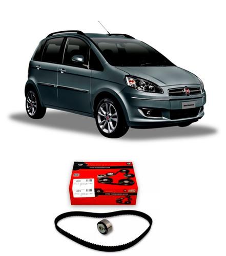 Imagem 1 de 2 de Kit Correia Dentada Gates Fiat Idea 1.4 8v Motor Fire 2009