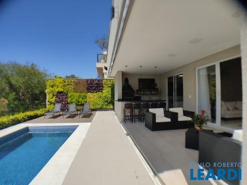 Casa Em Condomínio - Alphaville - Sp - 609555