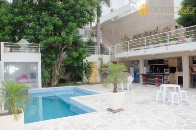 Excelente Residência Para Venda Ou Locação No Condomínio Aruã Em Charitas - Ca0442