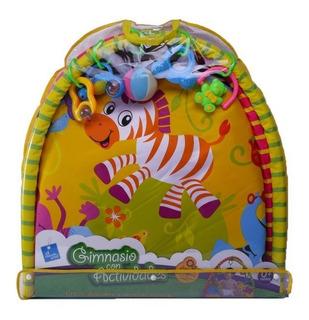 Gimnasio Bebe Animales Sonajero Actividades New 6093 Bigshop