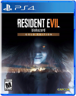 Resident Evil 7 Biohazard Gold Edition Ps4 Disponible