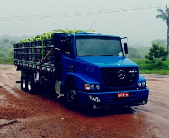 Mercedes-benz Atron 2324