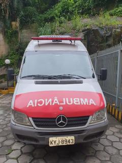 Ambulância Mercedes Benz Altech