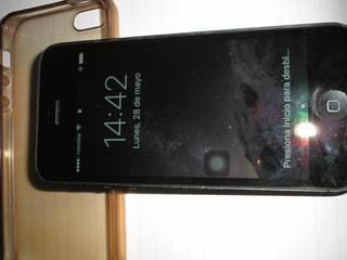 iPhone 5 C Impecable - Pantalla + Bateria Nueva + Proteccion