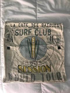 Funda De Almohadón Surf Club