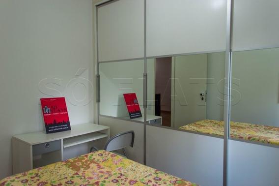 No Paraíso, Flat St. Paul, 02 Dorms, No Pool Para Investir - Sf27371