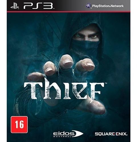 Thief Ps3 Mídia Física Lacrado Em Estoque
