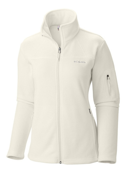 Campera Polar Columbia Fast Trek Ii Full Zip Dama