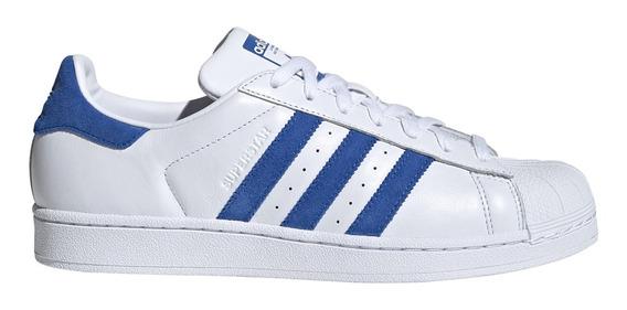 Zapatillas adidas Originals Moda Superstar Hombre Bl/fr