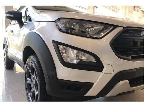 Ford Ecosport Storm 2.0 4wd Automática Com Teto Solar Top