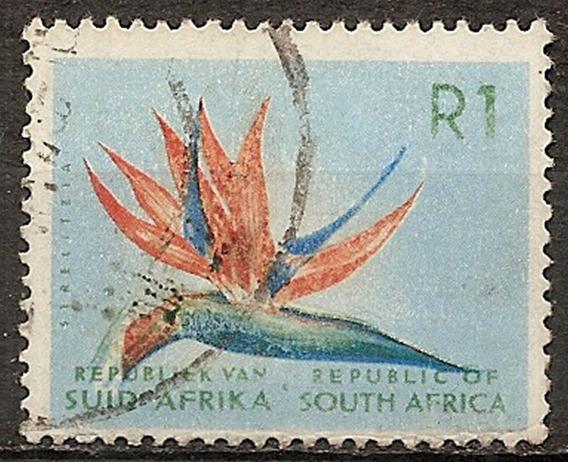 Suid Afrika South Africa Yv 260 Flora Catálogo Buen Valor