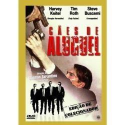 Dvd Cães De Aluguel, 1992 - Tarantino, H. Keitel, Tim Roth