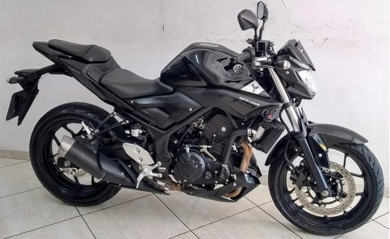 Yamaha Mt 03 Abs Troco Moto