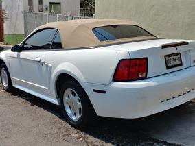 Mustang Convertible Modelo 2000 V6