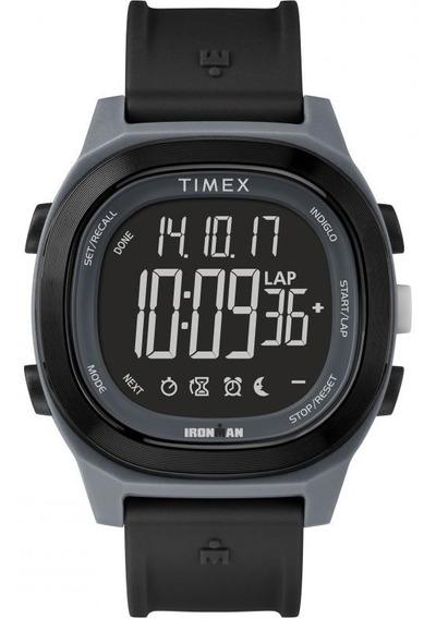 Relógio Masculino Casual Timex 10 Lap - Tw5m19000