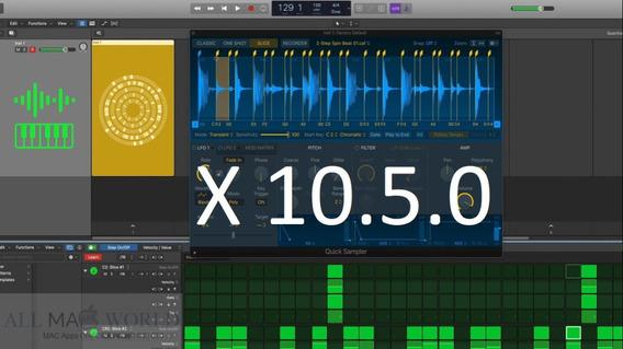 Logic Pro X 10.5.0 + Suporte + Brinde Atualizado Mac