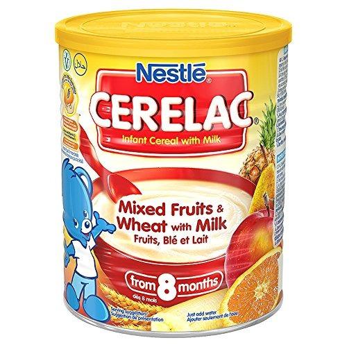 Imagen 1 de 1 de Nestlé Cerelac Mixed Fruits Y Wheat W Milk Stage 3 400g