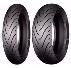 Par Pneu Twister Michelin 140/70-17 + 110/70-17 Pilot Street