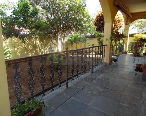 Casa 470m²  Em Osasco - Ca04238 - 33618709
