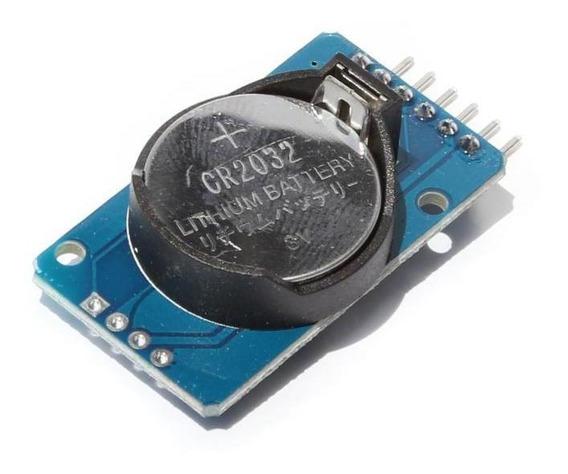 Relógio Tempo Real Rtc Ds3231 + Eeprom 24c32 Arduino
