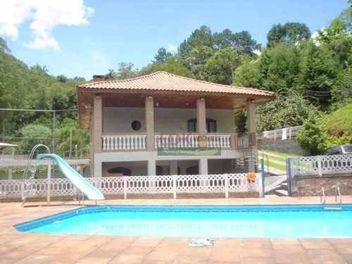 Imagem 1 de 10 de Chácara Com 1 Dormitório À Venda, 2030 M² Por R$ 742.000 - São Bento - Arujá/sp - Ch0316