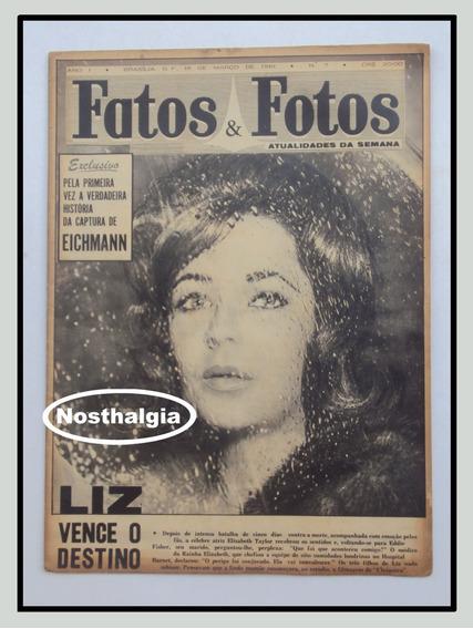 Fatos E Fotos - N.7 - 1961 - F(1703)